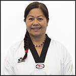 Master Revelina Lukashuk : Master of Woo Kim Errington Taekwondo School